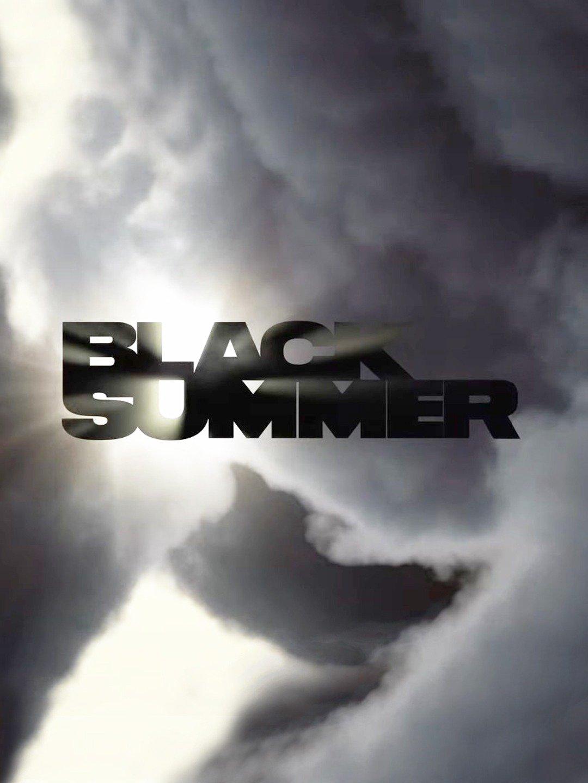 Black Summer Stream